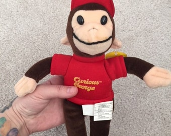 Curious George Mini Plush