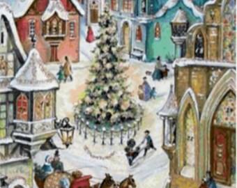 Once Upon A Christmas Cross Stitch pdf