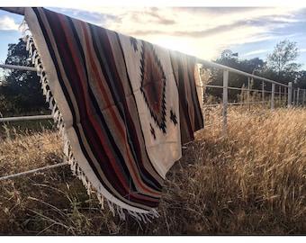 The Rio Bravo Throw Blanket