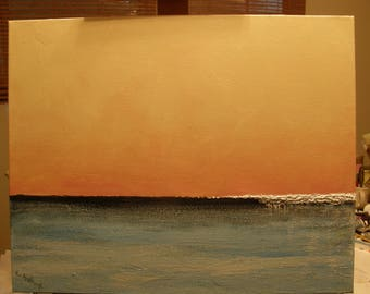 abstract seascape, paintings,