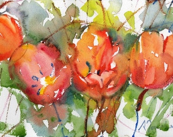 Fresh Pick No.93, limited edition of 50 fine art giclee prints