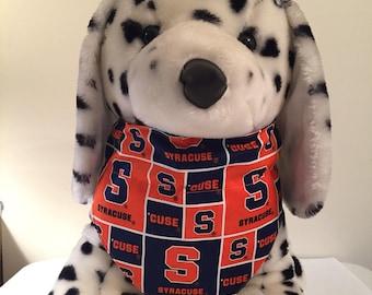 Syracuse University Dog Bandana