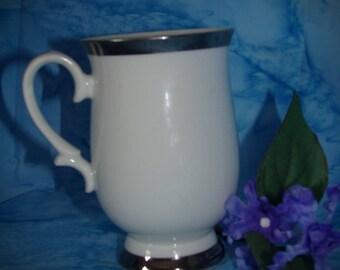 Vintage China  Mug.  Sheffield  Fine China  Cup. China Cup. Coffee Mug.  Awesome  Cup.