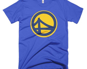 Golden Stated Away Jersey Tee