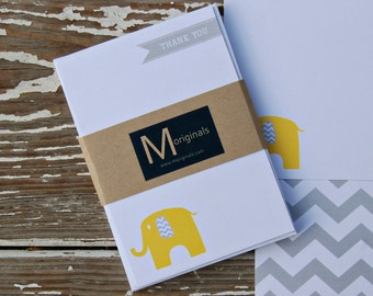 Personalized Note Cards - Set of 8 - Ellie Notes