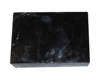Hemp Oil, Tea Tree, and Activated Charcoal Glycerin-Based Soap