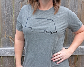 Home Tshirt - Women's Relaxed Fit