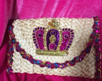 Summer envelope clutch fit for a Princess