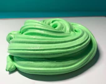 Fresh Cut Grass Butter Slime -4oz