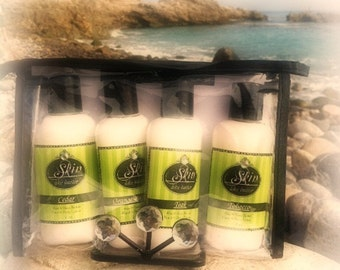 Mother's Day Gift  Body Lotion Gift Set ~ Shea Butter Lotion Gift Set  - in 135 delicious fragrances