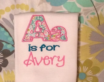 A Is For...