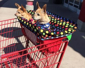 Shopping Cart Liner Carrier for Dogs