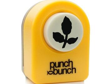 Tri Leaf Punch - Small