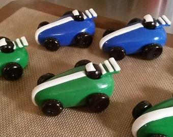 Race Car Cake Topper Racecar Cake topper Car Cake Topper