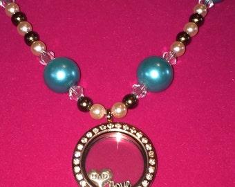 Locke Charm Necklace