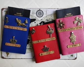 Passport Covers - Set of three