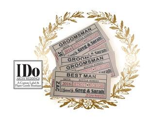 Be My Groomsman - Groomsmen Gift Idea, Personalized Groomsmen Gift, Gift for Men, Personalized Groomsmen Thank You Gift