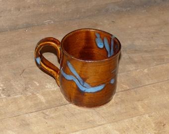 Joe Hand Thrown Pottery Coffee Mug  - 1846