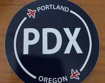 Portland airport PDX