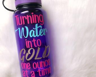 Breastfeeding Mama's Intake Tracking Water Bottle