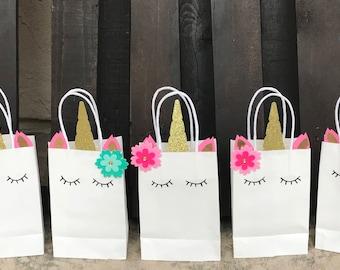 Unicorn Goodie Bags