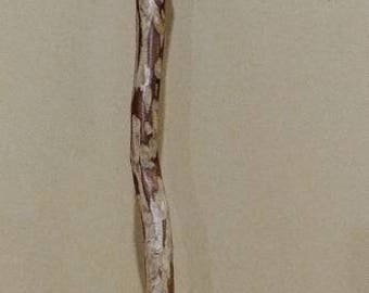 Natural walking sticks and canes - trecking pole - vine twisted stick - cane - walking stick - twisted stick - country walking stick - staff