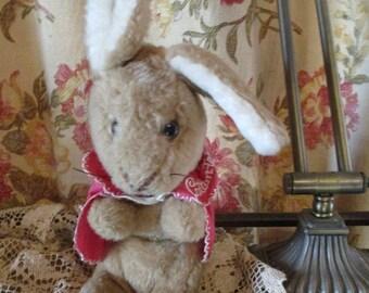 Vtg 1980's Peter Rabbit Sister COTTONTAIL Plush Stuffed Animal Bunny RABBIT, Beatrix Potter, Eden Toys