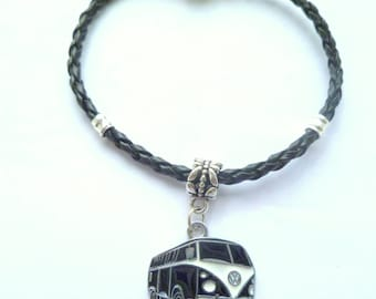 VW Split Screen Camper Van Bracelet