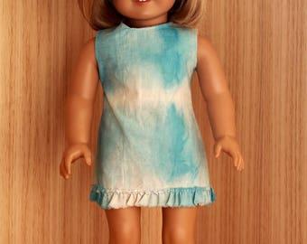Happy Dress for 18 inch dolls such as American Girl Dolls