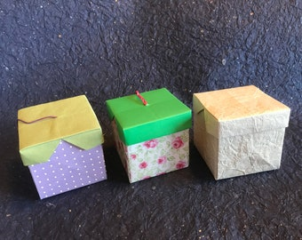 Decorative Origami Designer Boxes