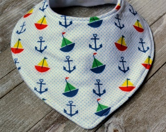 Relaxed Bandana Bibs- CHOOSE YOUR FABRIC!