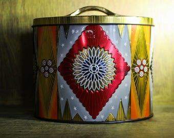 Murray Allen Vintage Tin Box.