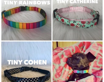 Cat or Small dog collars