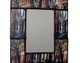 MIRROR - Brooklyn Brownstone Mirror - Decorative Wall Mirror