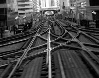 "Which Way ""L""  -  Original Signed Fine Art Photograph"