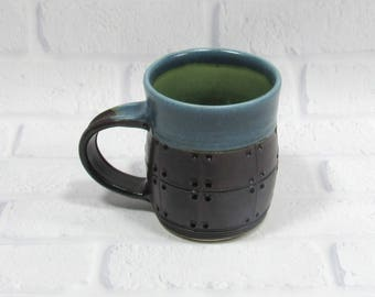 Large Ceramic Mug - Pottery Mug - Pottery Coffee Mug - Ceramic Coffee Cup - Ceramic Mug - Tea Mug - handmade Mug - Large Mug