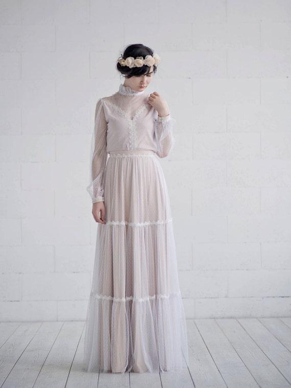 Rue -  retro wedding skirt