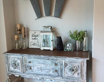 Antique Buffet Collection  Painted Furniture Denver And Colorado Springs,  Shabby Chic, Farmhouse, Dresser, Distressed, Dinning Room, Rustic