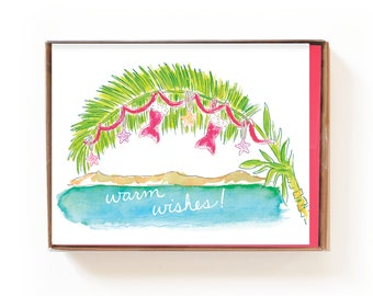 Warm Wishes Holiday Card Boxed Set