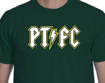 PTFC - Portland Timbers Football Club T-shirt - MLS Soccer Shirt
