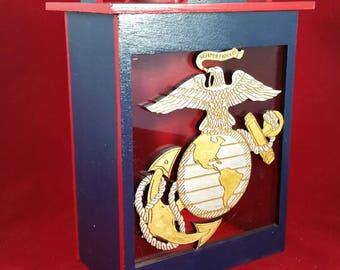 U.S. Marine Corps Light Box