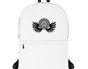 Sun Goddess Backpack, laptop case and great for getting around town