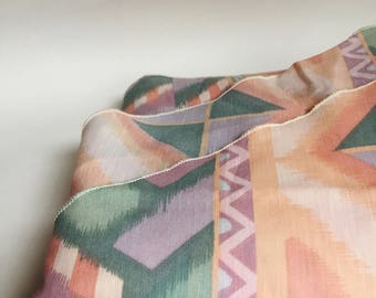 70s Oblong Tablecloth