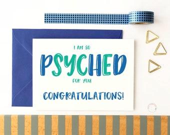 Funny phd Card, PHD Grad Card, phd Card, Doctorate Graduation, College Graduation Card, phd Grad, phd graduate, Graduation Card, grad gift