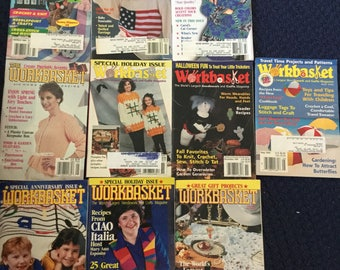 The Workbasket Magazine