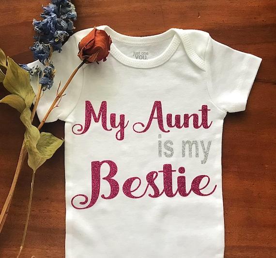 My Aunt Is My Bestie Onesie