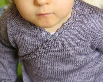Fleur de Badiane Knitting Pattern