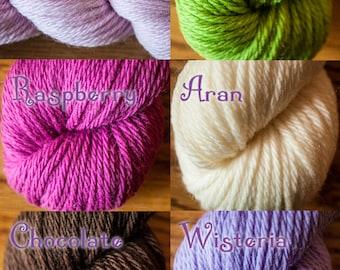 Cascade 220 Superwash Sport Weight Wool Yarn