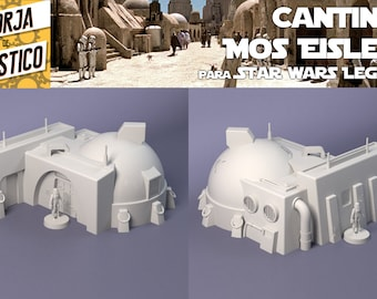 Mos Eisley's Cantina for Star Wars Legion