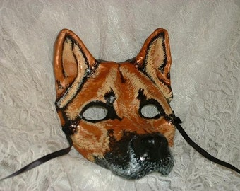 Custom Made Pet Mask, Dogs, Cats, Birds, Reptiles